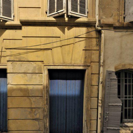 Hôtel de l'Œuvre du Bouillon - Attraction touristique - Arles