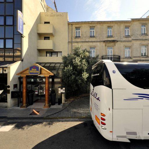 Best Western Atrium - Restaurant - Arles