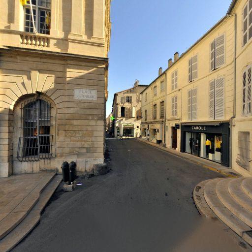 Mosquée - Culte musulman - Arles