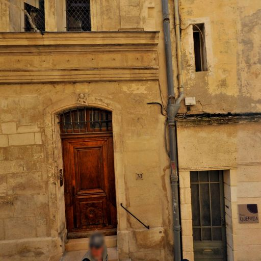 Hôtel d'Augières - Attraction touristique - Arles