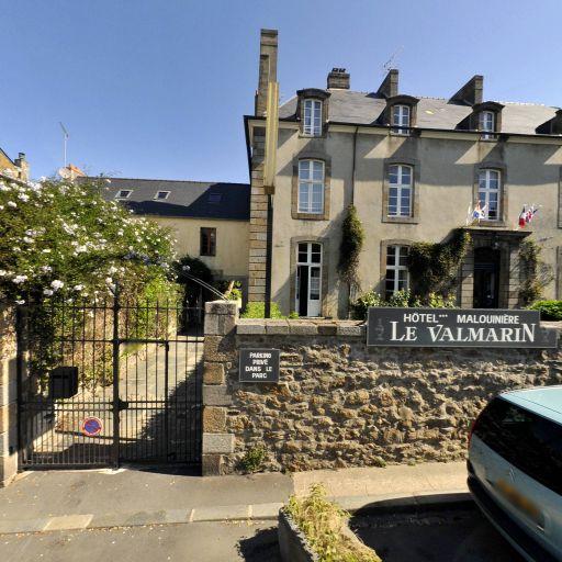 Malouinière Le Valmarin - Restaurant - Saint-Malo