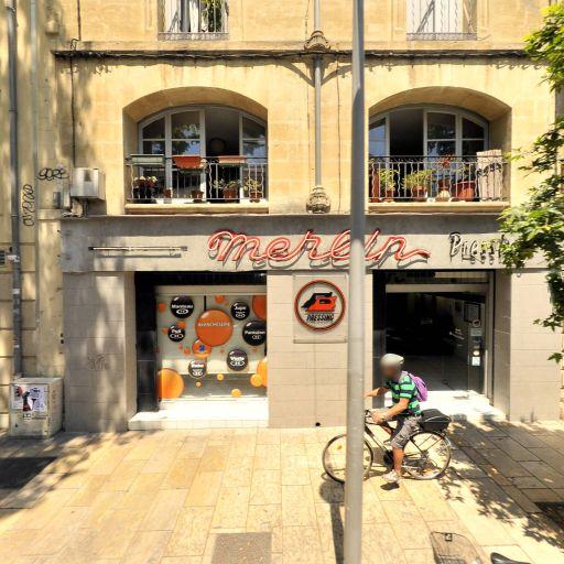 Pressing Merlin - Blanchisserie pour collectivités - Montpellier