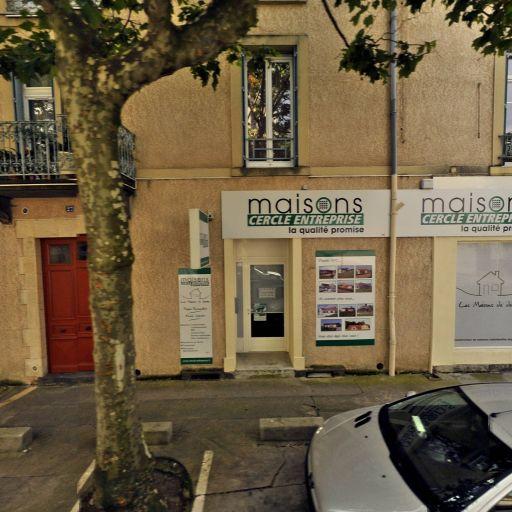 Cercle Entreprise-Agence De Roanne SAS - Constructeur de maisons individuelles - Roanne