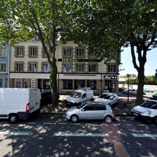 Hôtel Le Keroman - Restaurant - Lorient