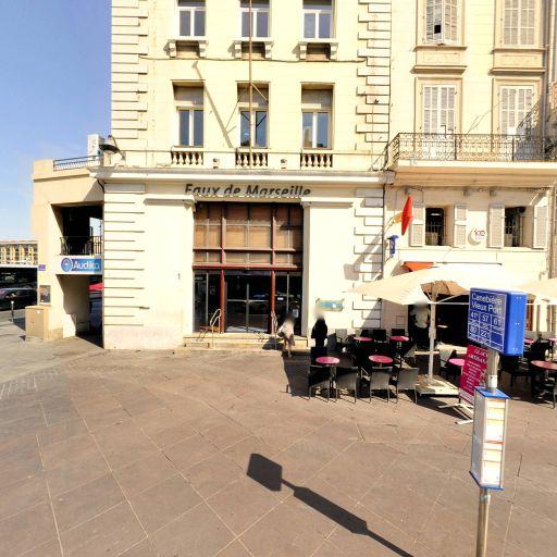 Société Marseillaise de Crédit - Banque - Marseille