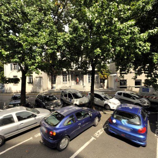 Parking Georges Clémenceau - Parking - Tarbes