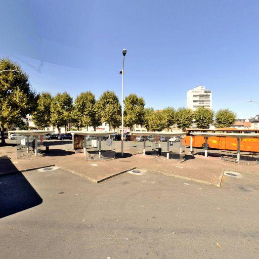 Parking Gare Routière - Parking - Tarbes