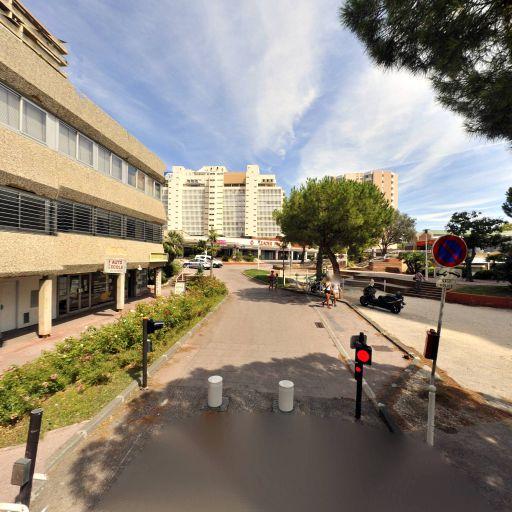 Commissariat de Secteur de la Rode - Services de gendarmerie et de police - Toulon