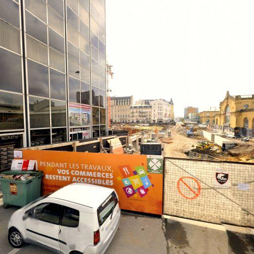 Parking Thiers - Parking public - Nancy
