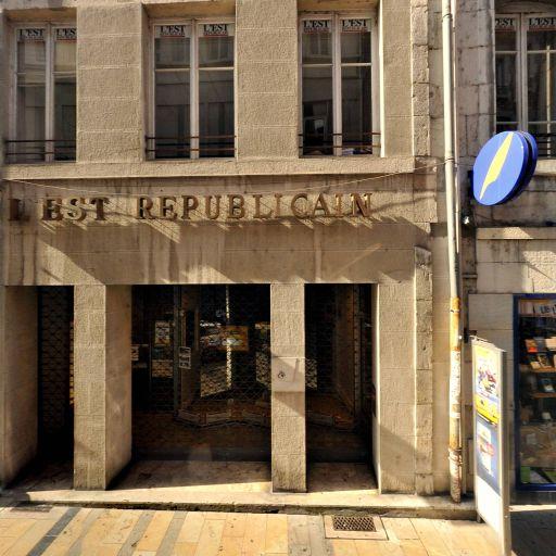 Maison de la Presse - Librairie - Besançon
