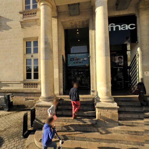Palais de la Bourse - Attraction touristique - Nantes