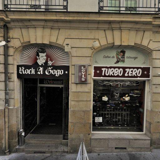 Turbo Zero - Tatouages - Nantes