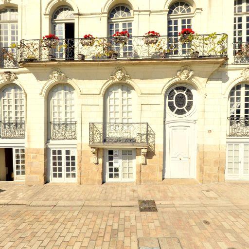 Immeuble Perraudeau - Attraction touristique - Nantes