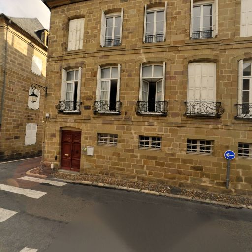 Hôtel Desbruslys - Attraction touristique - Brive-la-Gaillarde