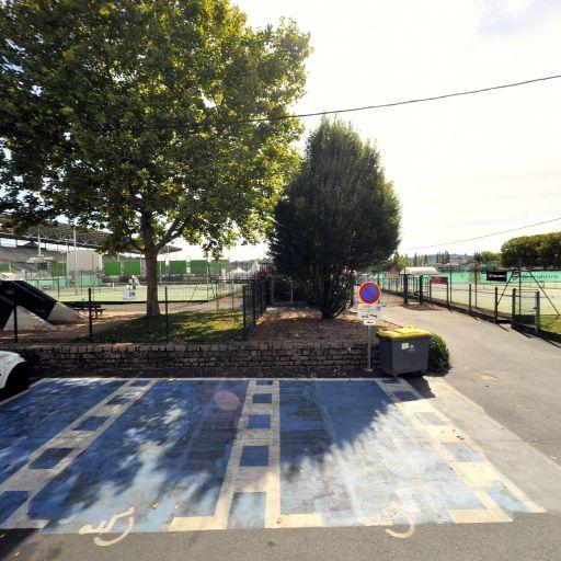 Cab Tennis - Terrain et club de tennis - Brive-la-Gaillarde