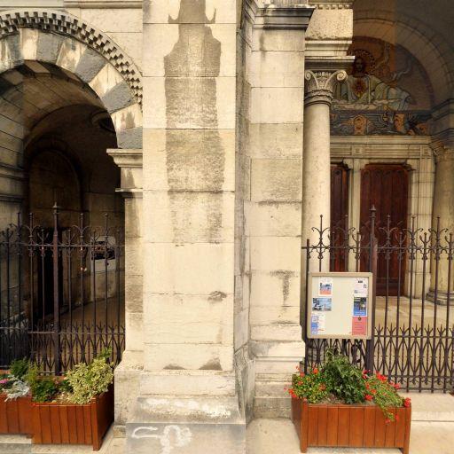 Basilique du Sacré-Coeur - Église - Bourg-en-Bresse