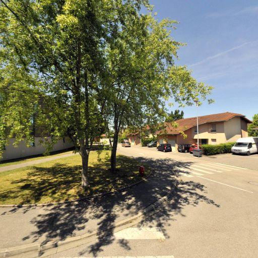 Collège Thomas Riboud - Collège - Bourg-en-Bresse