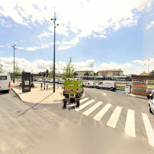 Parking Gare Routière - Parking - Bourg-en-Bresse