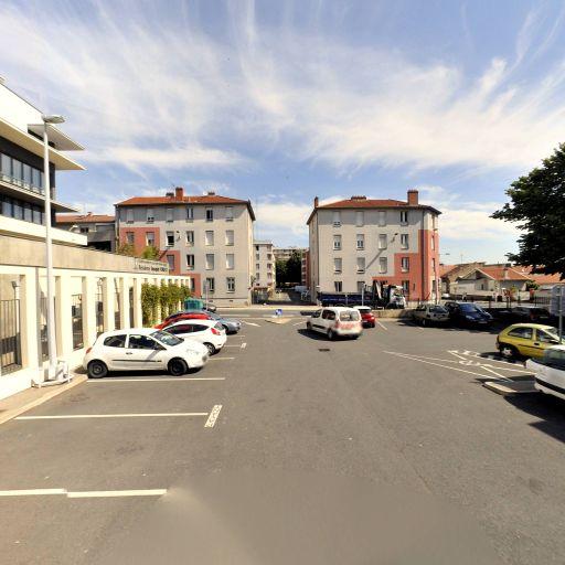 Parking Burdeau Ouest - Parking - Villefranche-sur-Saône