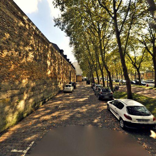 Ecole Nat Sup Architecture Versailles - Enseignement supérieur public - Versailles