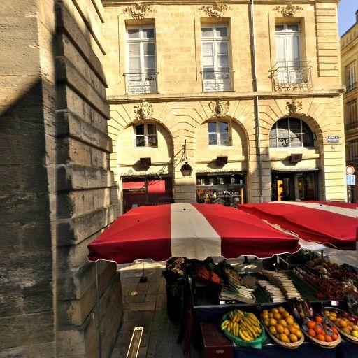 Porte Dijeaux - Attraction touristique - Bordeaux