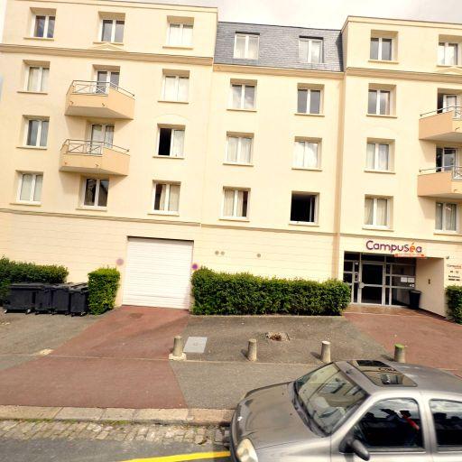 Campusea - Résidence étudiante - Bordeaux