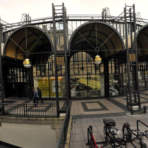 Des Grands Hommes - Parking - Bordeaux
