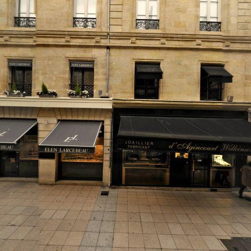 D'Agincourt & Wilkinson - Création en joaillerie - Bordeaux