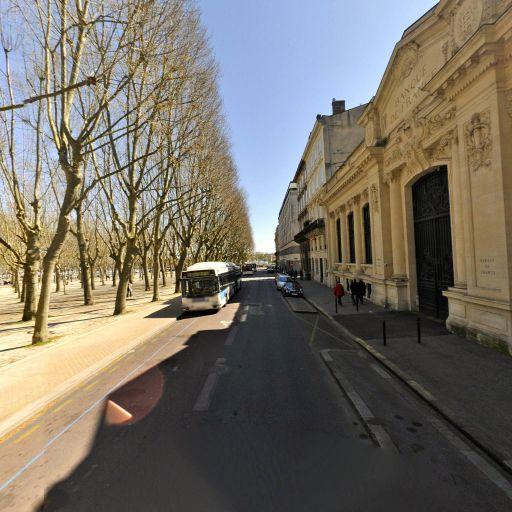 Aire de covoiturage Place Stalingrade Bordeaux - Aire de covoiturage - Bordeaux