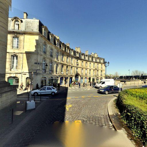 Place Bir-Hakeim - Attraction touristique - Bordeaux