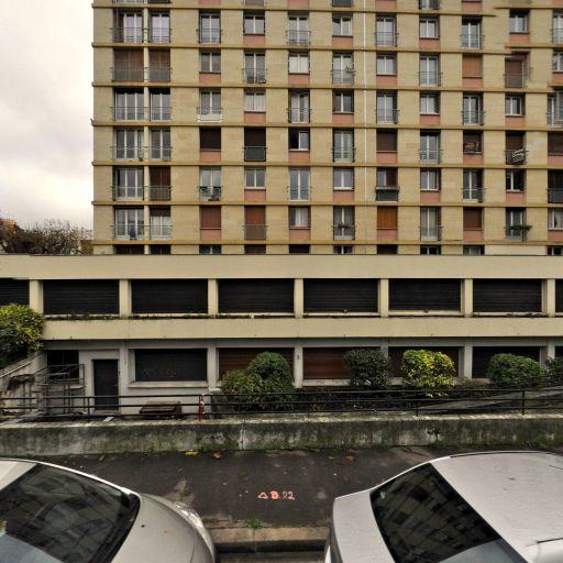 Résidence appartement Damiens - Maison de retraite et foyer-logement publics - Boulogne-Billancourt