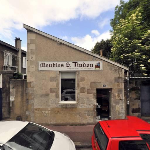 Tindon Serge - Ébéniste - Limoges