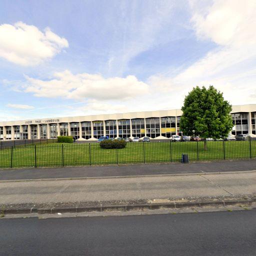Section d'enseignement professionnel du lycée polyvalent Paul Langevin - Lycée professionnel public - Beauvais