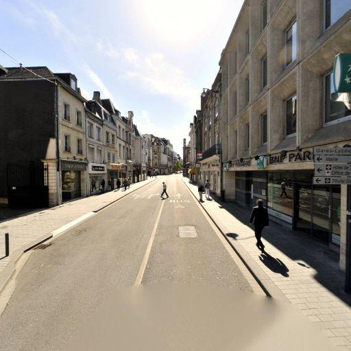 Bnp Paribas - Banque - Arras
