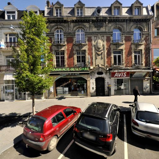 Pharmacie de la Gare - Pharmacie - Arras