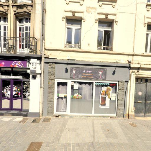 O Bar Lounge Club - Café bar - Arras