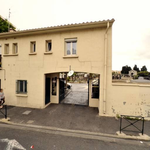 Cimetière Saint-Martin - Cimetière - Perpignan