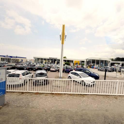 Renault Perpignan Avenue d'Espagne - Centre autos et entretien rapide - Perpignan