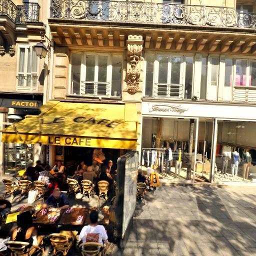 Axa - Banque - Paris