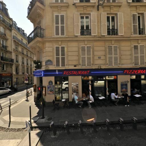 Station Vélib' Abbeville - Faubourg Poissonnière - Vélos en libre-service - Paris