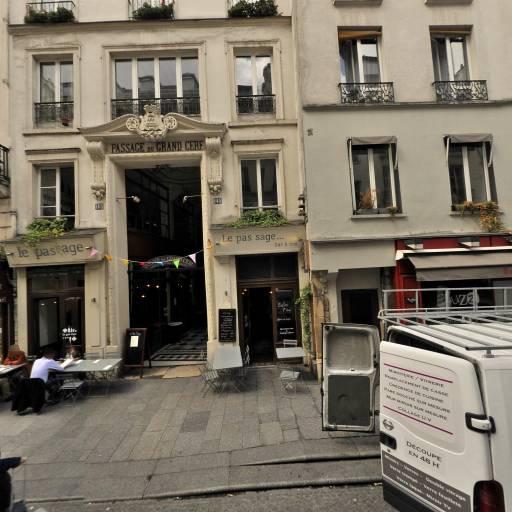 Turbigo Saint-Denis - Parking public - Paris