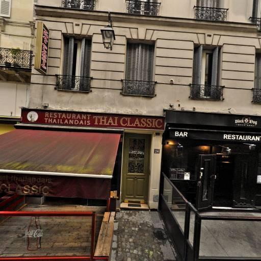 Prandi Lilian - Enseignement pour les professions artistiques - Paris