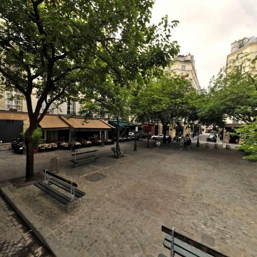 Place du Marché-Sainte-Catherine - Attraction touristique - Paris