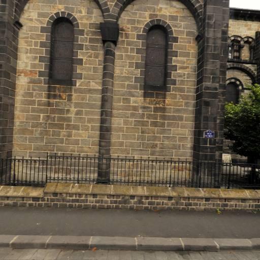 Église Saint-Joseph - Église catholique - Clermont-Ferrand