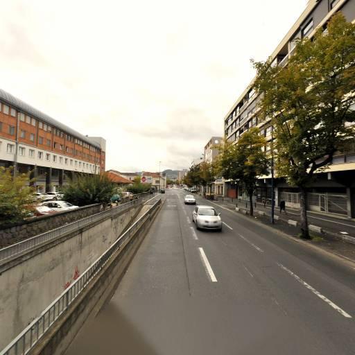 Aire de covoiturage Près de la gare - Aire de covoiturage - Clermont-Ferrand