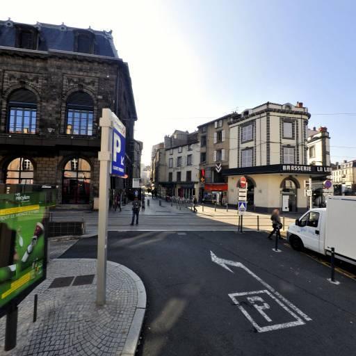Aire de covoiturage Place gaillard - Aire de covoiturage - Clermont-Ferrand