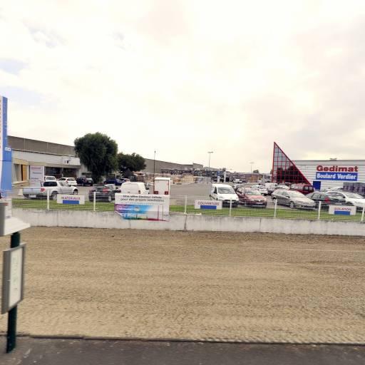 Gedimat Boulard Verdier - Bricolage et outillage - Clermont-Ferrand
