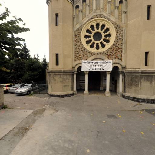Paroisse St Luc à Clermont - Église catholique - Clermont-Ferrand