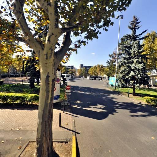 Parking Gare Routière - Parking - Clermont-Ferrand