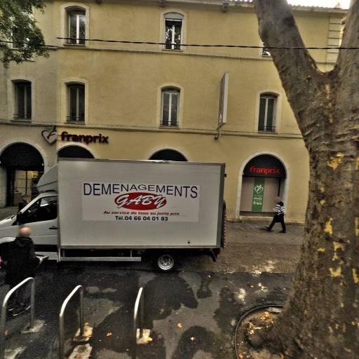 Voltacourbet - Secrétariat - Nîmes